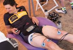 As leaders and trainers in Compex, TEAMXCEED we will be using Compex to assist with post day recovery.